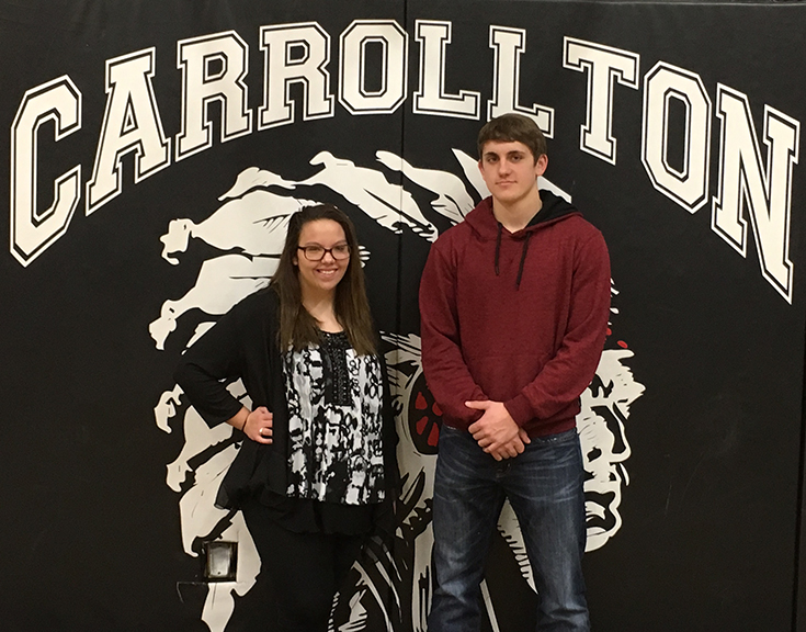 January Student's of the Month